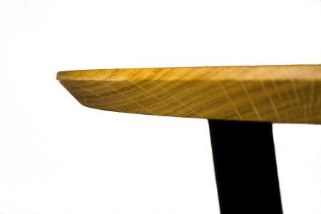 blat drewniany - lakierowany mat