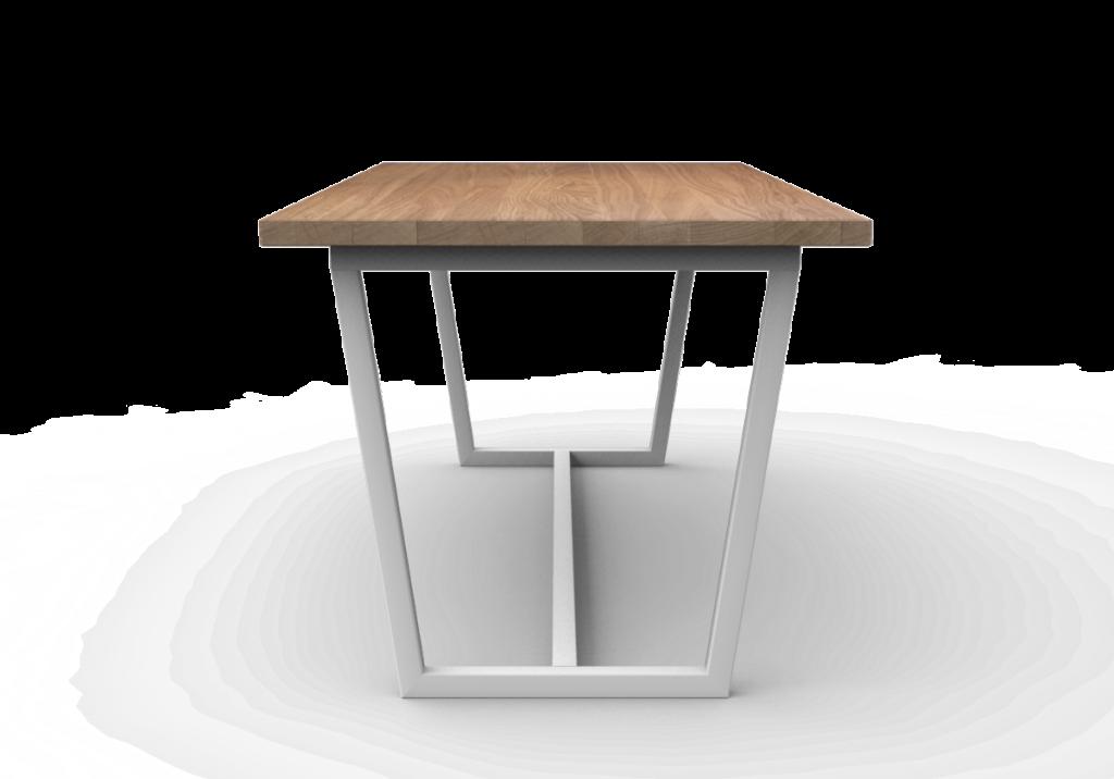 Stół Industrialny Do Jadalni Ole Meble Industrialne Woodandsteelpl