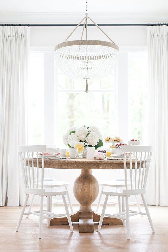 krzesła do nowoczesnej jadalni