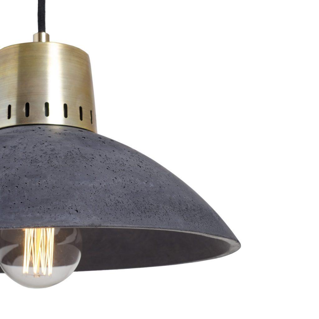 korta 3 lampa betonowa