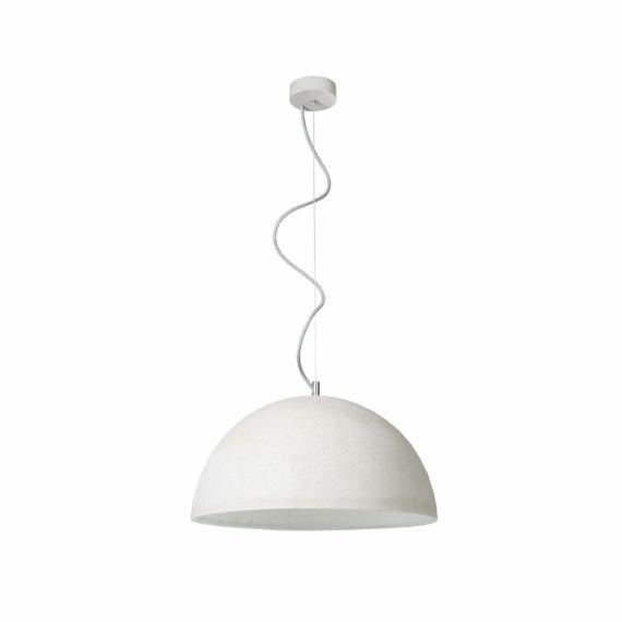 lampa betonowa nad stół do jadalni
