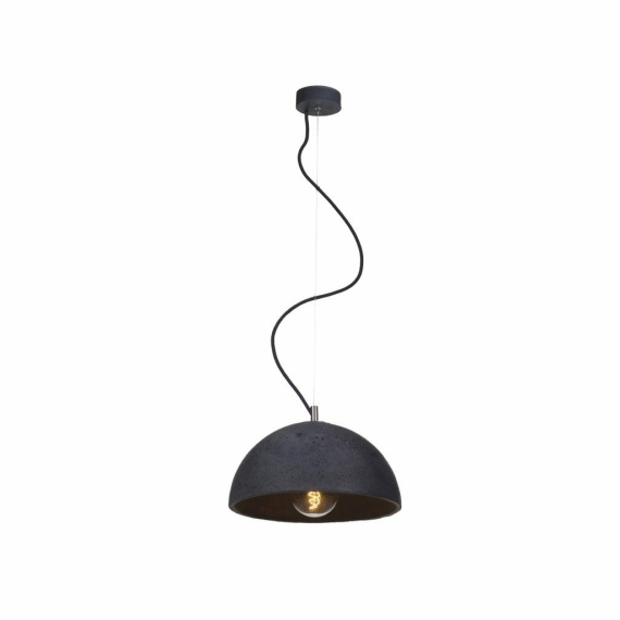 lampa z betonu sfera m