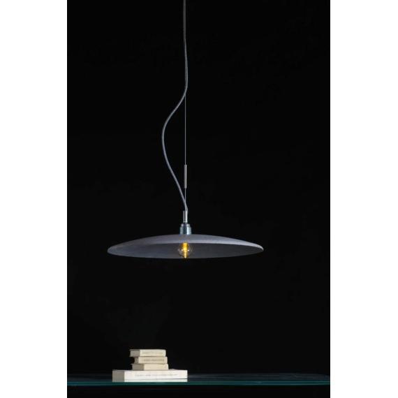 lampa lotna z betonu