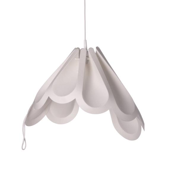 Beza 3 lampa w stylu skandynawskim