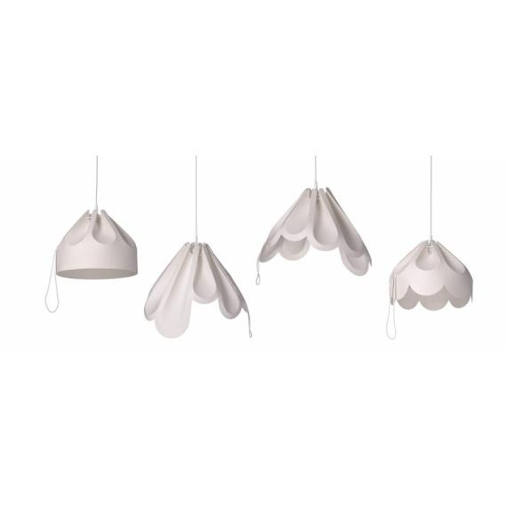 Seria lampa w stylu skandynawskim Beza