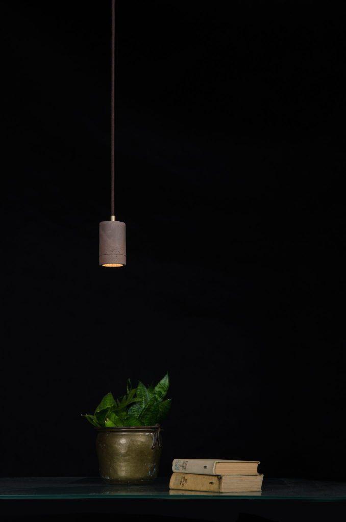 Lampa Betonowa Kalla 11