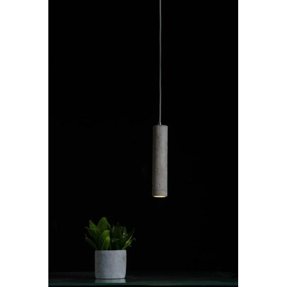 nowoczesna lampa wisząca nad barek