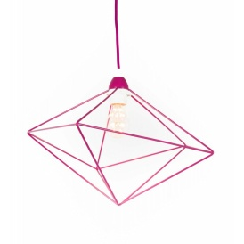 lampa w stylu industrialnym