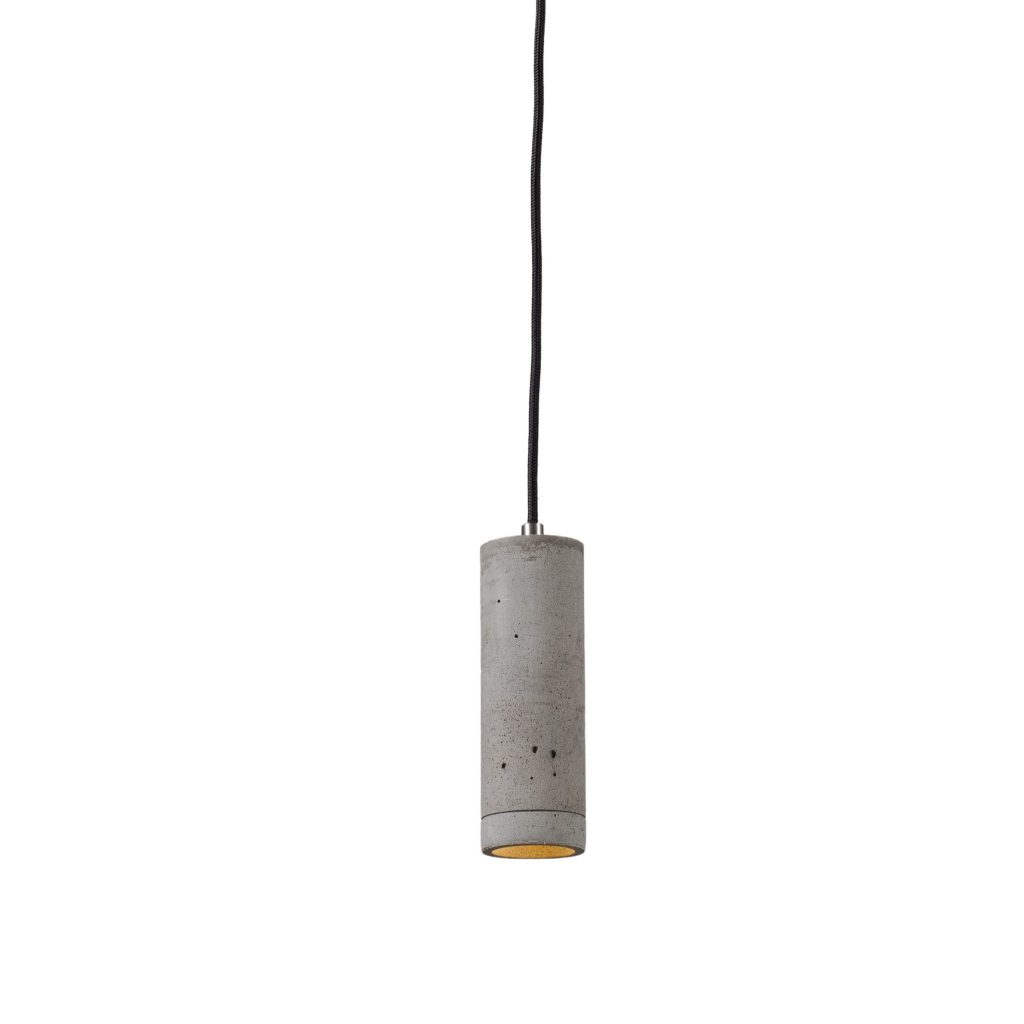 lampa betonowa nad barek