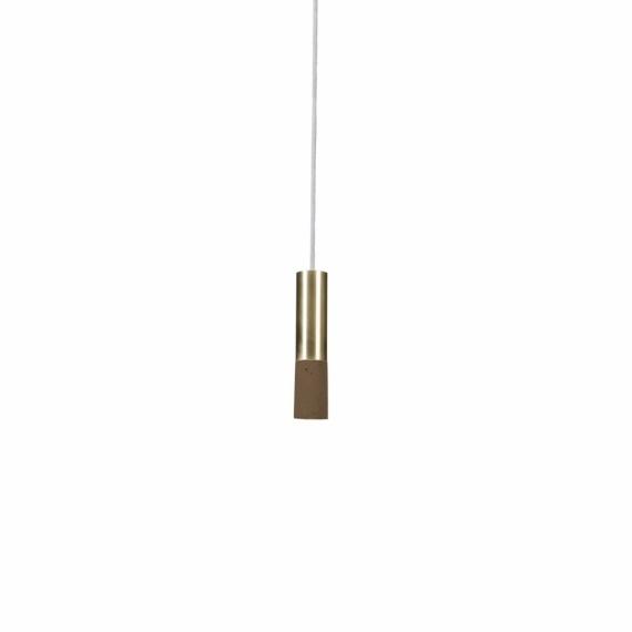 kalla brass 22 cm