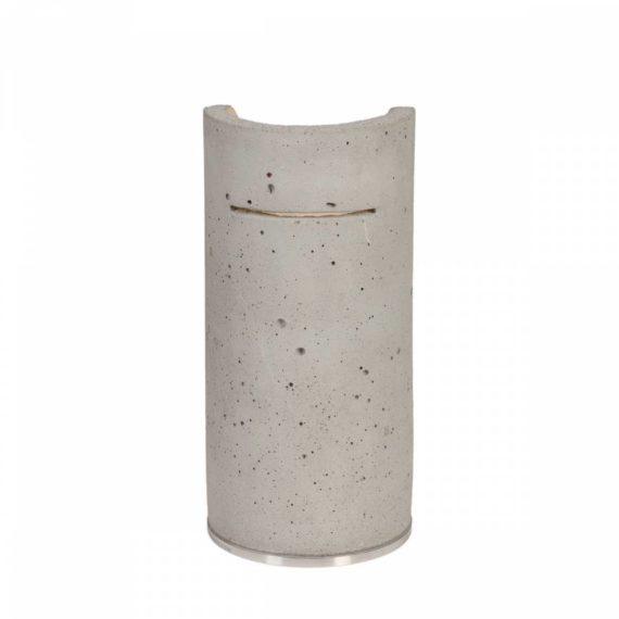 betonowa lampa stołowa Loftlight Omo