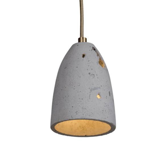 Lampa betonowa Febe Volcano XS Lampy do salonu lampa betonowa