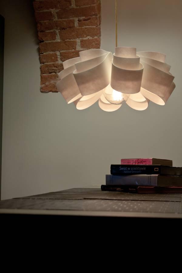Lampa do sypialni Fiora M