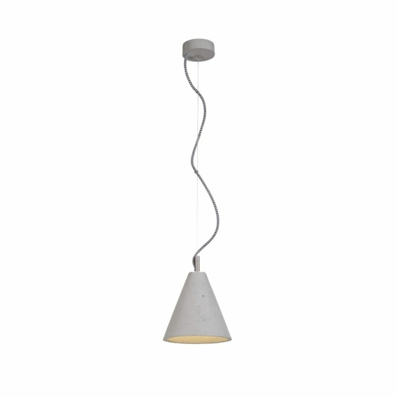 Lampa betonowa Kobe 1 Lampy do salonu lampa betonowa