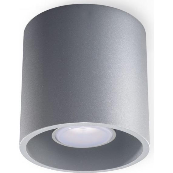 okrągła lampa sufitowa pojedyńcza