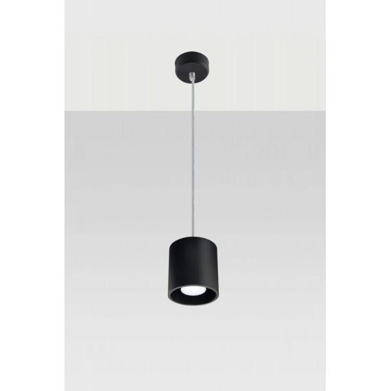 nowoczesna lampa do salonu Orbis 1