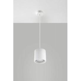 minimalistyczna lampa do salonu Orbis 1