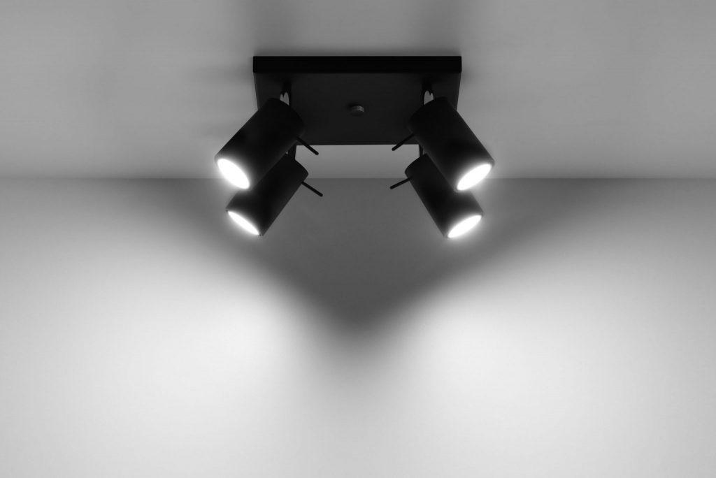 designerska lampa sufitowa Ring03
