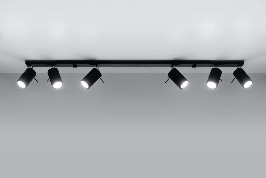 lampa spot szyna puntowa