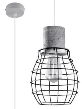 lampa betonowa Lugo