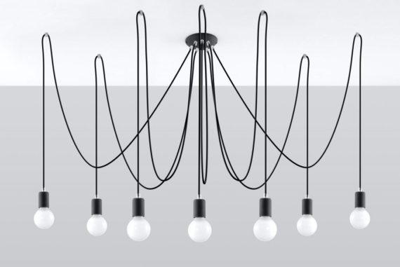 lampa wisząca pająk