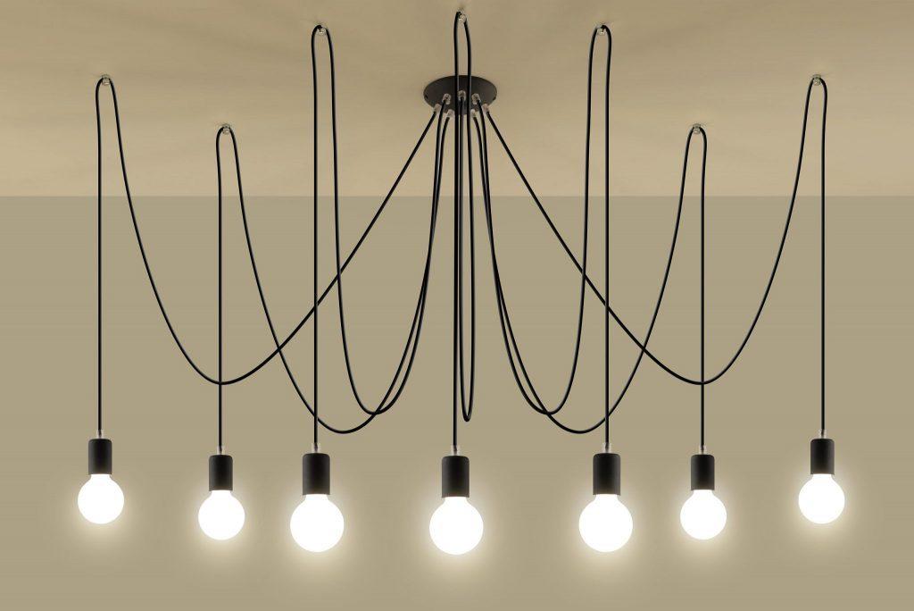 lampa wisząca pająk02