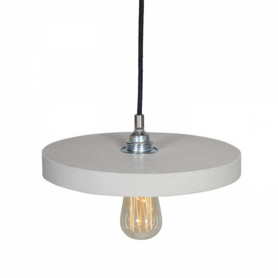 betonowa lampa wisząca Primitivo 002