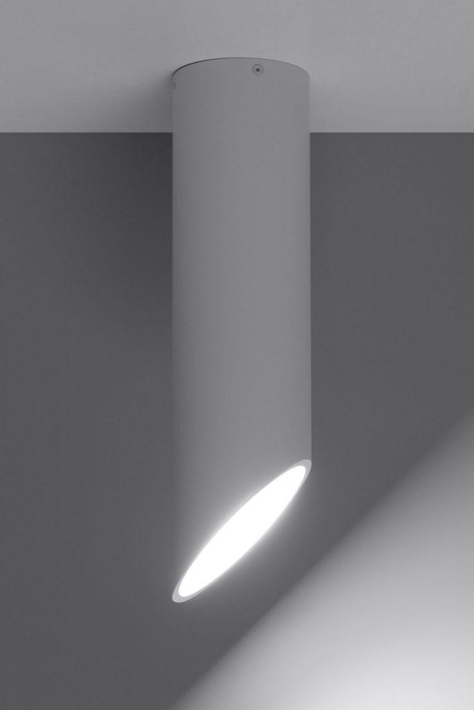 nowoczesny plafon tuba jak rurka penne03