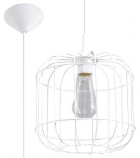 lampa metalowa w stylu skandynawskim Celta