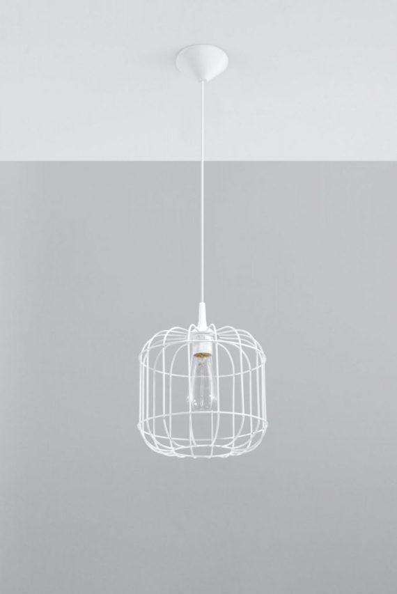 lampa metalowa w stylu skandynawskim Celta 01
