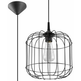 lampa metalowa w stylu skandynawskim Celta 06