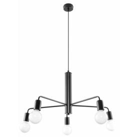 Nowoczesna lampa w stylu industrialnym Duomo 5