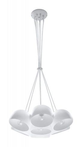 Lampa sufitowa Bola 7 białe kule