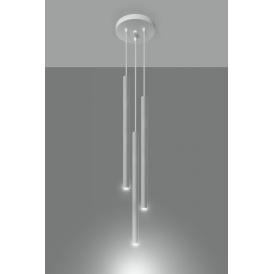 Pastelo 3 P lampa wisząxa tuby