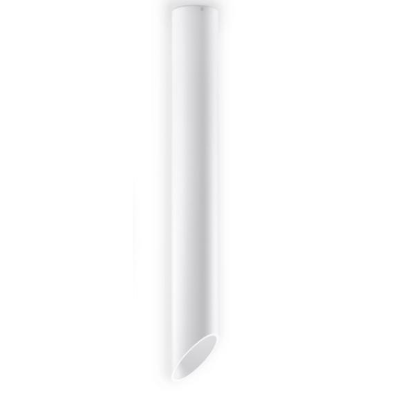Nowoczesny plafon rurka Penne 80 cm