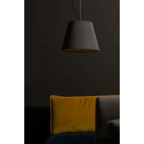 Lampa z betonu Kopa 36 Velvet 04