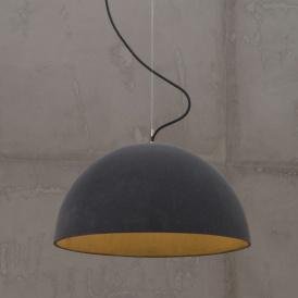 Loftowa lampa nad stół Sfera 62 Velvet