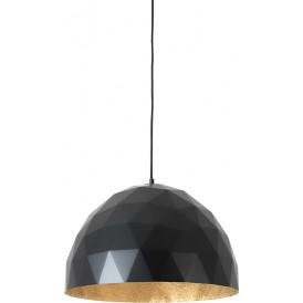 Złota lampa wisząca Leonard L