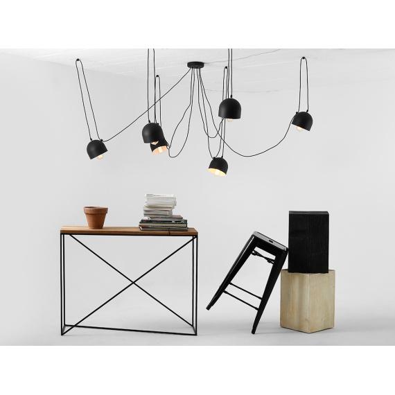 Nowoczesna lampa pająk do salonu Popo 6 Customform 02