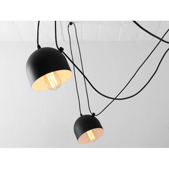 Nowoczesna lampa pająk do salonu Popo 6 Customform 04