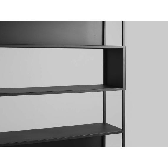 Regał industrialny Hyller Side 150x180 cm różne kolory 04