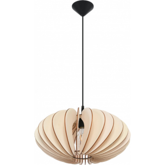 Lampa wisząca Sophia naturalne drewno