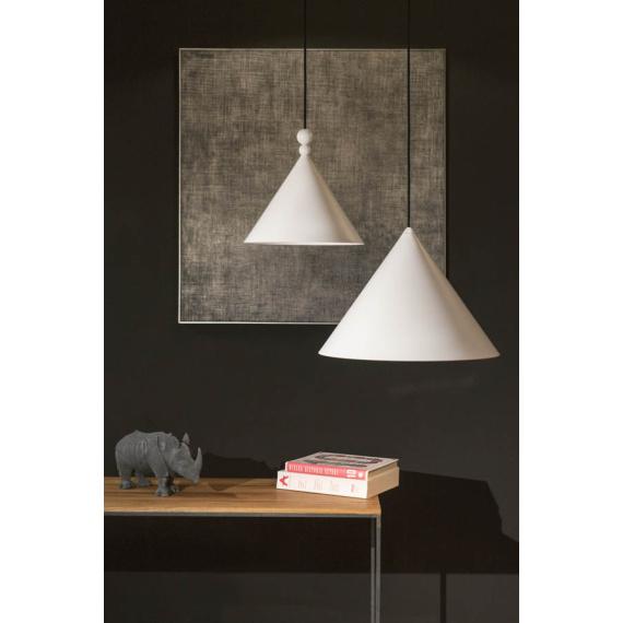 Lampa wisząca Konko - kolor White