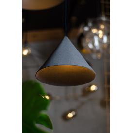 Nowoczesna lampa wisząca Konko Velvet Light LOFTLIGHT