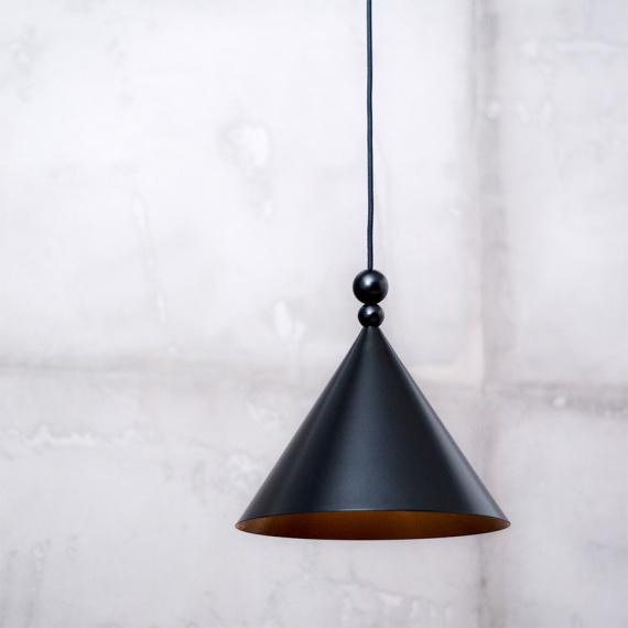 Lampa wisząca Konko black