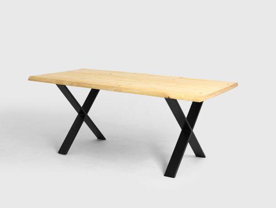 001-stol-jadalniany-cross-180-dab-lity-czarny-td002xx-180-7106-02