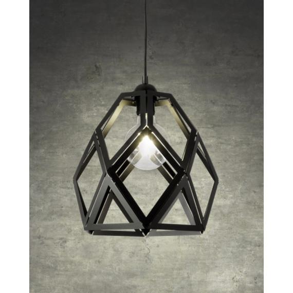 Lampa wisząca TAO ZAPALONY metalowa