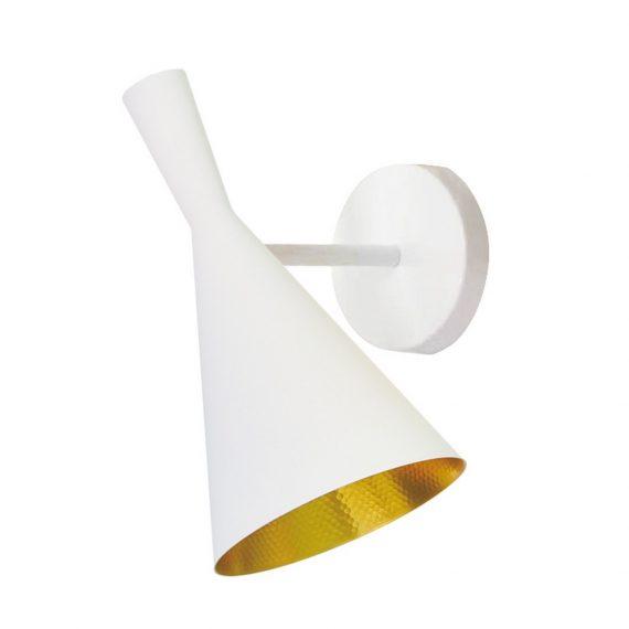 Kinkiet FOGGI W1 biały Lampy ścienne | Kinkiety