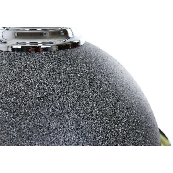 Lampa wisząca industrialna Ettore granit Oświetlenie