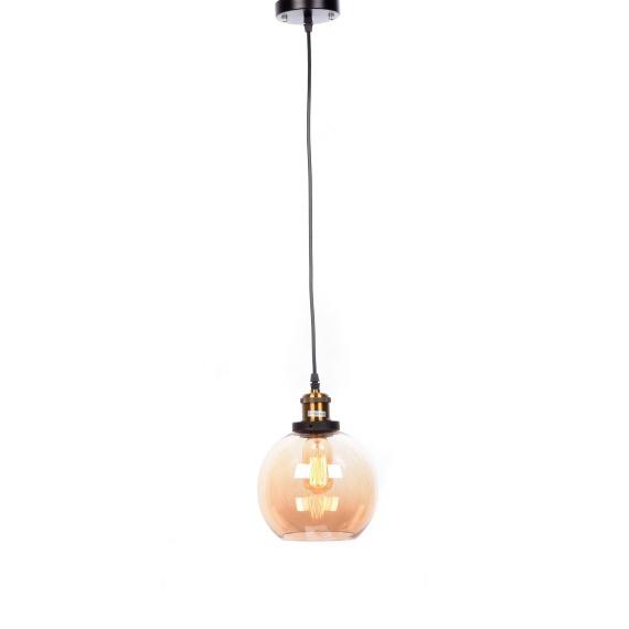 lampa-wiszaca-loft-bursztynowa-navarro